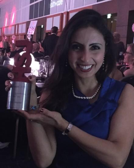 HSJ Awards - Winner 2017