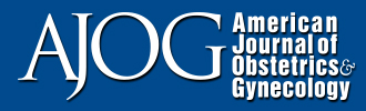 The American Journal of Obstetrics and Gynecology