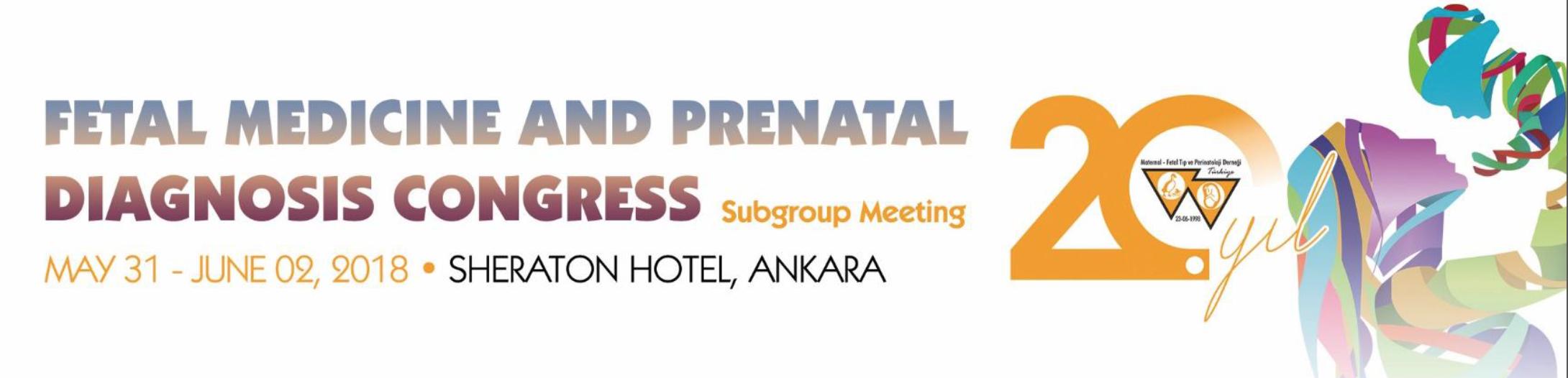 Fetal Medicine and Prenatal Diagnosis Conference 2018