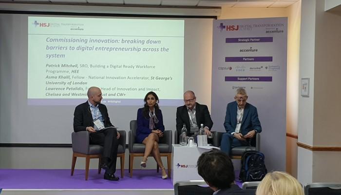 HSJ Digital Transformation Summit